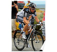 Stuart OGRADY - 81 - TEAM SAXO BANK (DEN) - Santos Tour Down Under 2010 Poster