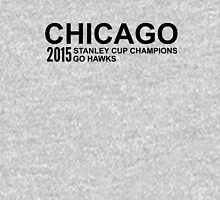 Chicago 2015 Stanley Cup Champions Unisex T-Shirt