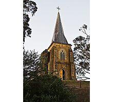 St John Catholic Church  Photographic Print