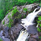 Gabbro Falls  by Mark Bolen