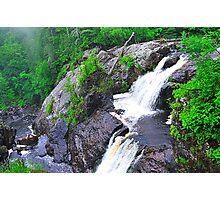 Gabbro Falls  Photographic Print