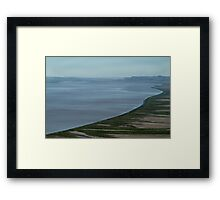 Colours of the Cambridge Gulf Framed Print