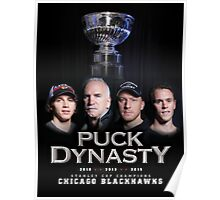 Puck Dynasty Poster
