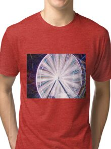Psycho Ferris Wheel Tri-blend T-Shirt