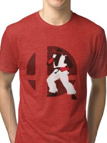 Ryu - Sunset Shores Tri-blend T-Shirt