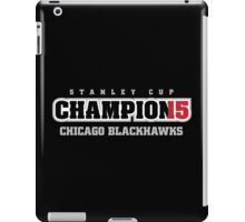 Stanley Cup Champions 2015 iPad Case/Skin