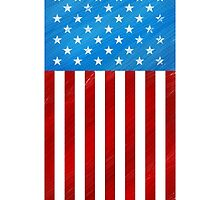 America the Beautiful by noondaydesign