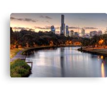 Melbourne • Victoria • Australia Canvas Print