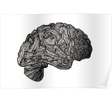 just a container for the mind Poster