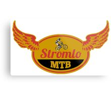 Stromlo Mountain Bike Park Metal Print