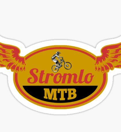 Stromlo Mountain Bike Park Sticker