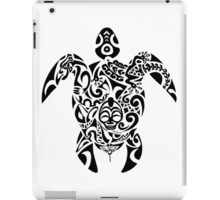 The Turtle that holds up the World.... iPad Case/Skin