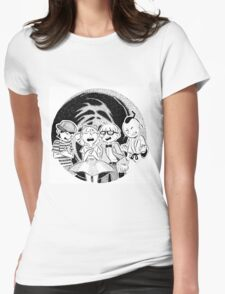 MOTHER 2 Womens Fitted T-Shirt