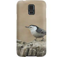 Nuthatch 1 Samsung Galaxy Case/Skin