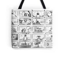 Wall-E Storyboard Tote Bag