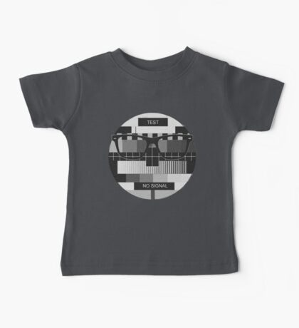 Retro Geek Chic - Headcase Old School Baby Tee