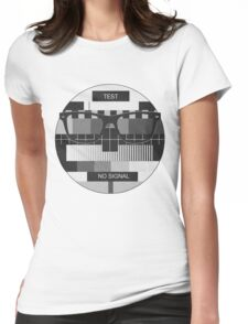 Retro Geek Chic - Headcase Old School Womens Fitted T-Shirt