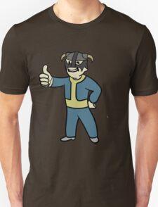 Vault Boy Dragonborn T-Shirt