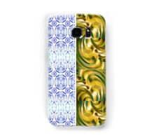 Multi Colored Floral Patterns I Samsung Galaxy Case/Skin