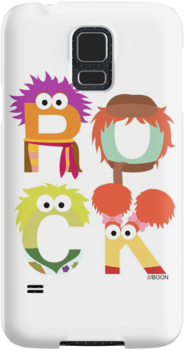 """A Fraggle """"ROCK"""" by Mike Boon"""