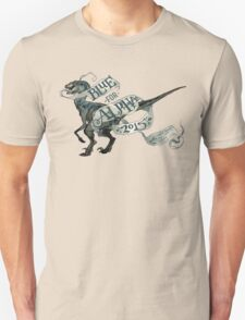 Coey: Blue for Alpha, Jurassic World T-Shirt