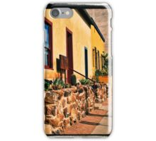 Old Town Tucson iPhone Case/Skin