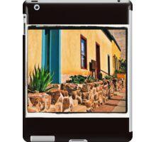 Old Town Tucson iPad Case/Skin