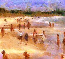 Summer in Byron by Untamedart