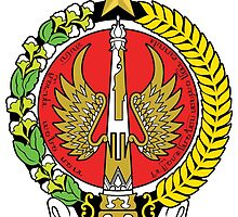 Coat of Arms of Yogyakarta by abbeyz71