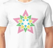 Exploding Star, New Colorway 2 Unisex T-Shirt