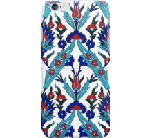 Turkish Iznik Floral Pattern iPhone Case/Skin