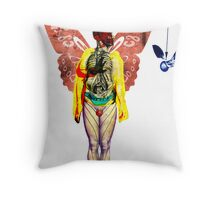 love and gravity 2 Throw Pillow