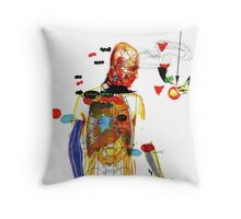 love and gravity 1 Throw Pillow