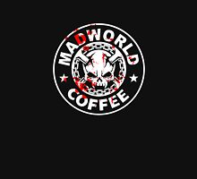 Madworld coffee (bloody) BLACK T-Shirt