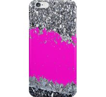 Cement in Pink iPhone Case/Skin