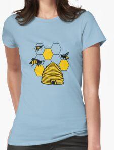 Bee happy in yellow T-Shirt