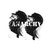 Anarchy 3 Photographic Print
