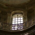view up into the dome, Castle Howard, Yorkshire by BronReid