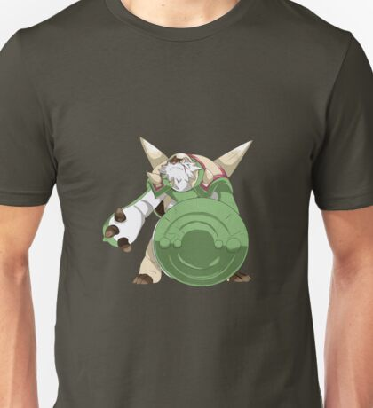 Armed and Scarred Chesnaught Unisex T-Shirt