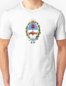 Coat of Arms of Buenos Aires Province Unisex T-Shirt