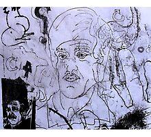 Doodles 7. Photographic Print