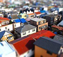 miniature tokyo by russtokyo