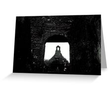 Anwoth Church (Wickerman)- Dumfries and Galloway Greeting Card