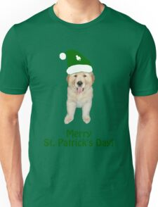 """Merry St. Patrick's Day"" Funny Light T-Shirt Unisex T-Shirt"