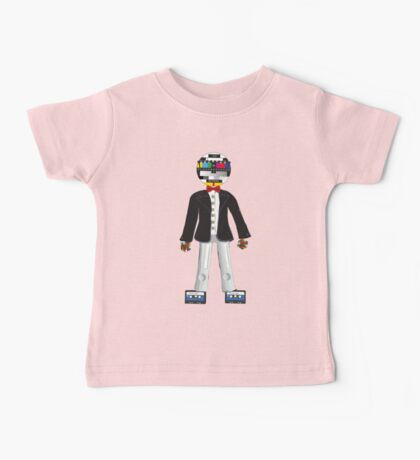 Retro Geek Chic - original Baby Tee
