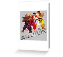 Shoto Life Greeting Card