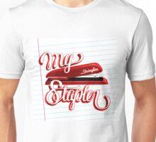 My Swingline Stapler Unisex T-Shirt