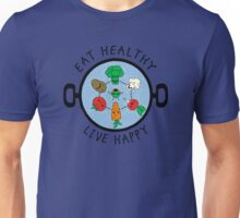 Eat Healthy Unisex T-Shirt