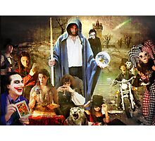 Madness at Megiddo Photographic Print