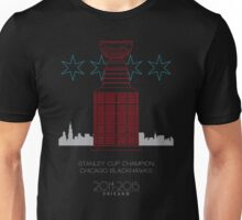 Stanley Cup Champion Blackhawks Unisex T-Shirt